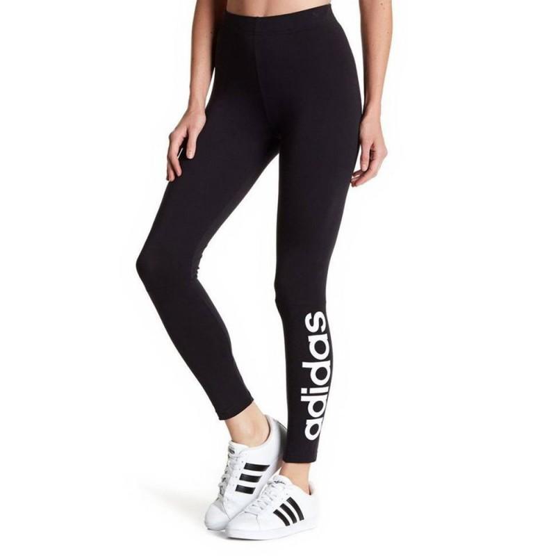 Legging Adidas femme noir Pas cher | Espace des Marques