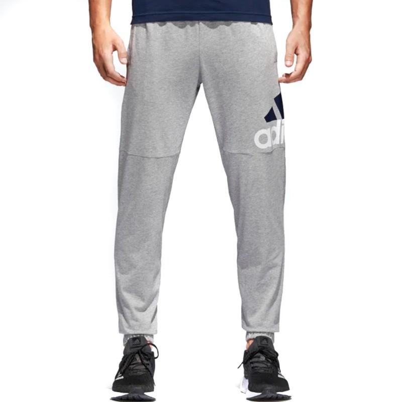 adidas pantalon gris