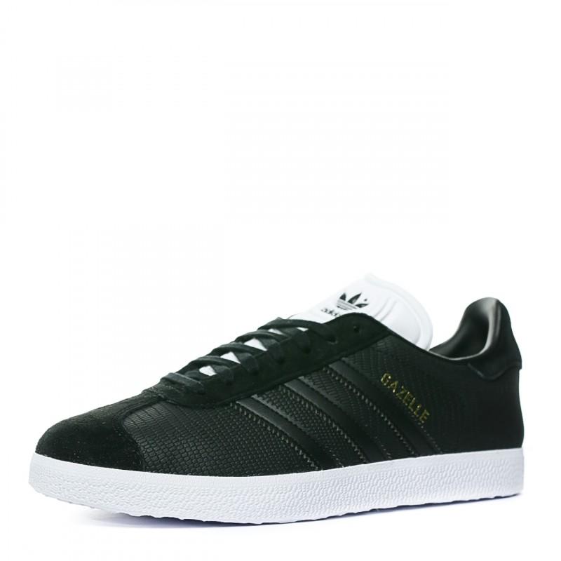 Gazelle Baskets noir femme Adidas pas cher | Espace des Marques