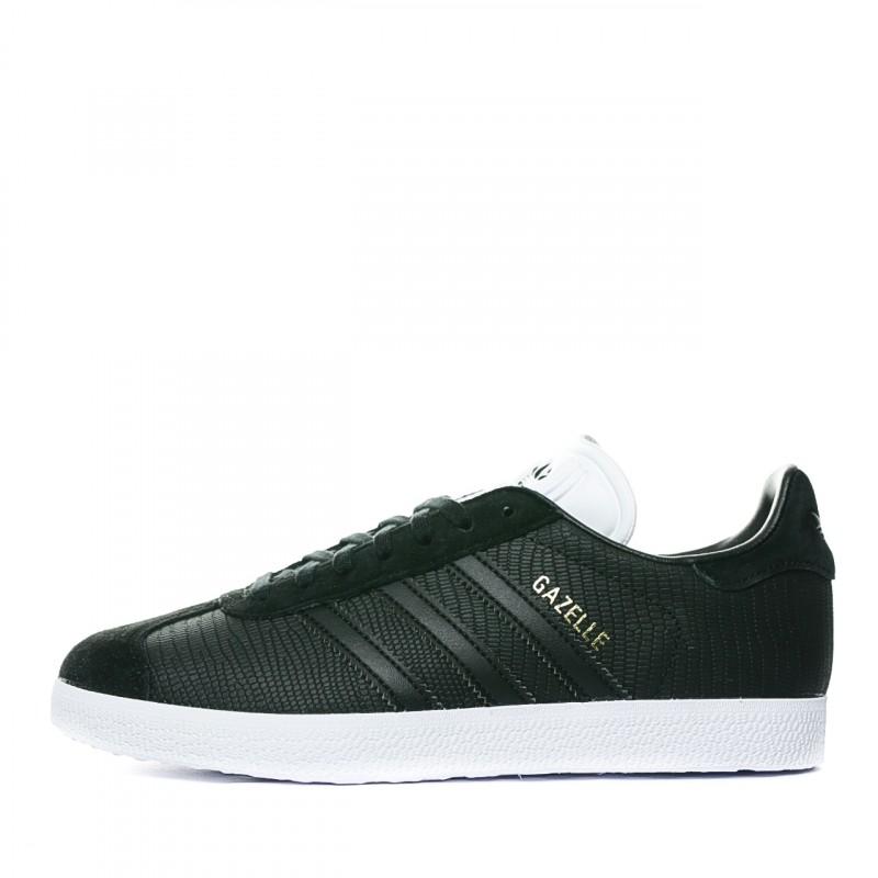 basket adidas femme gazelle noir