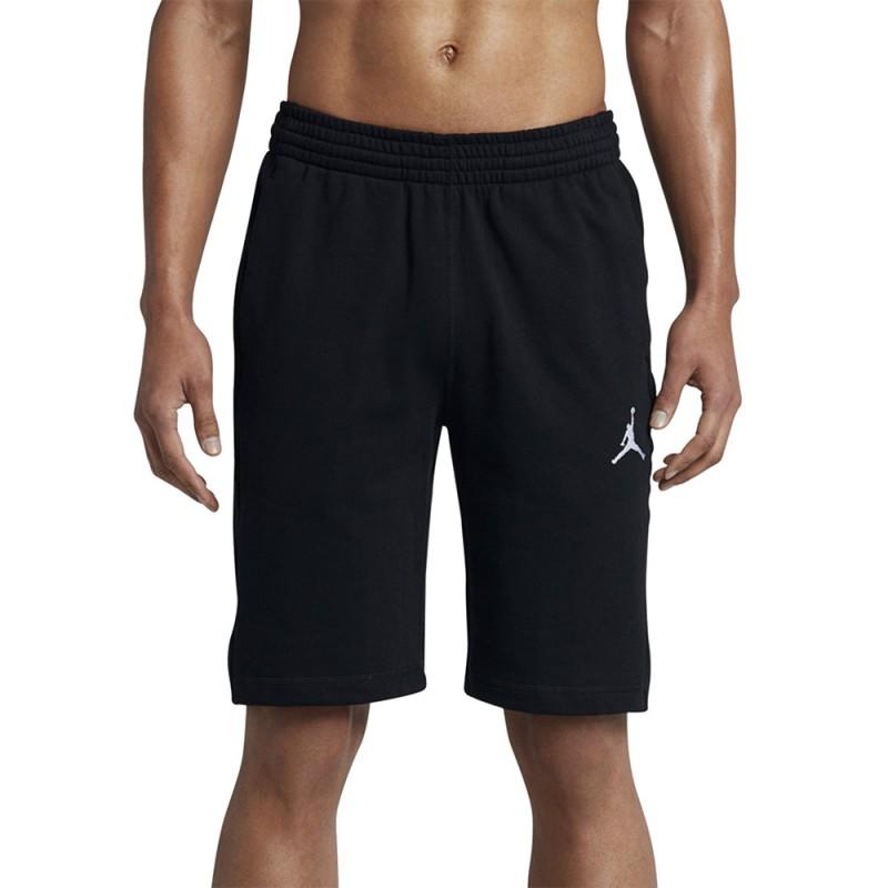 free shipping official photos 100% high quality Short Jordan Nike Homme Noir Pas Cher   Espace des Marques