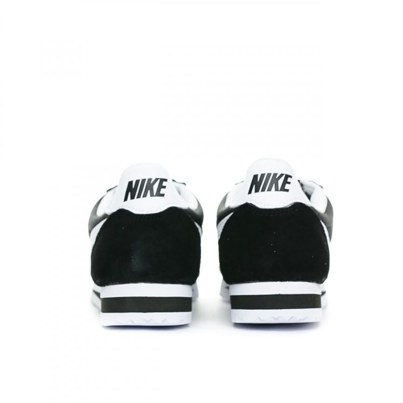 grande vente 83690 fc17e Nike Cortez Baskets noir femme pas cher | Espace des Marques