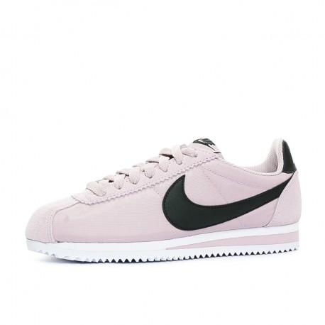 Cortez Baskets rose femme Nike