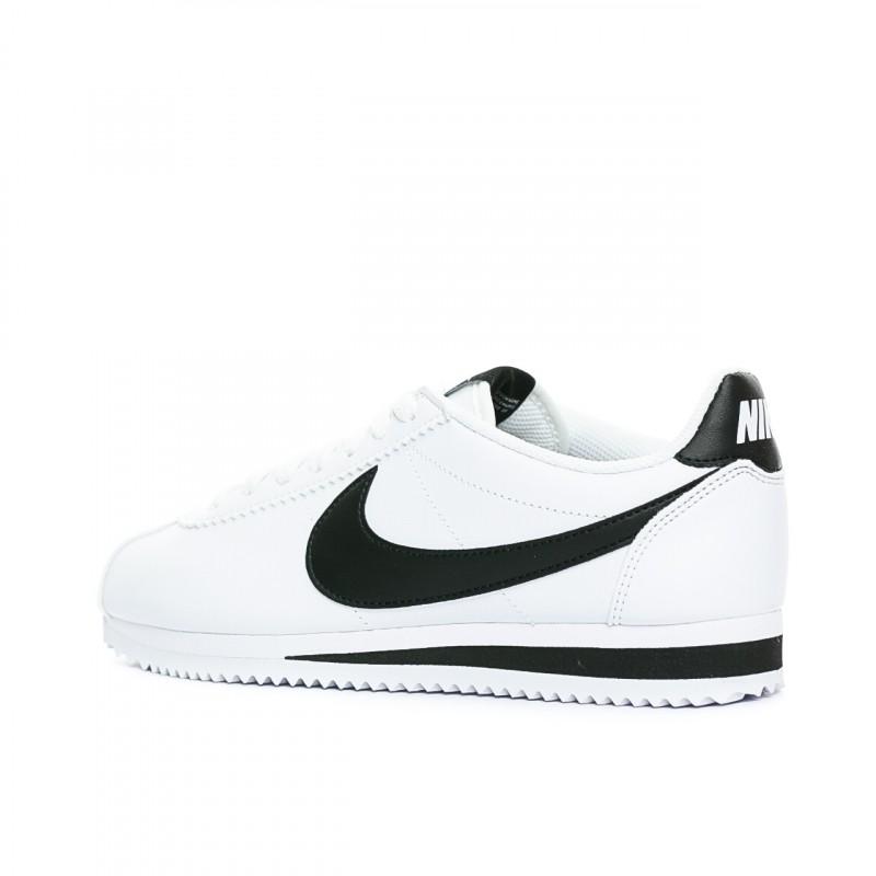 Nike Cortez Baskets blanc femme pas cher | Espace des Marques