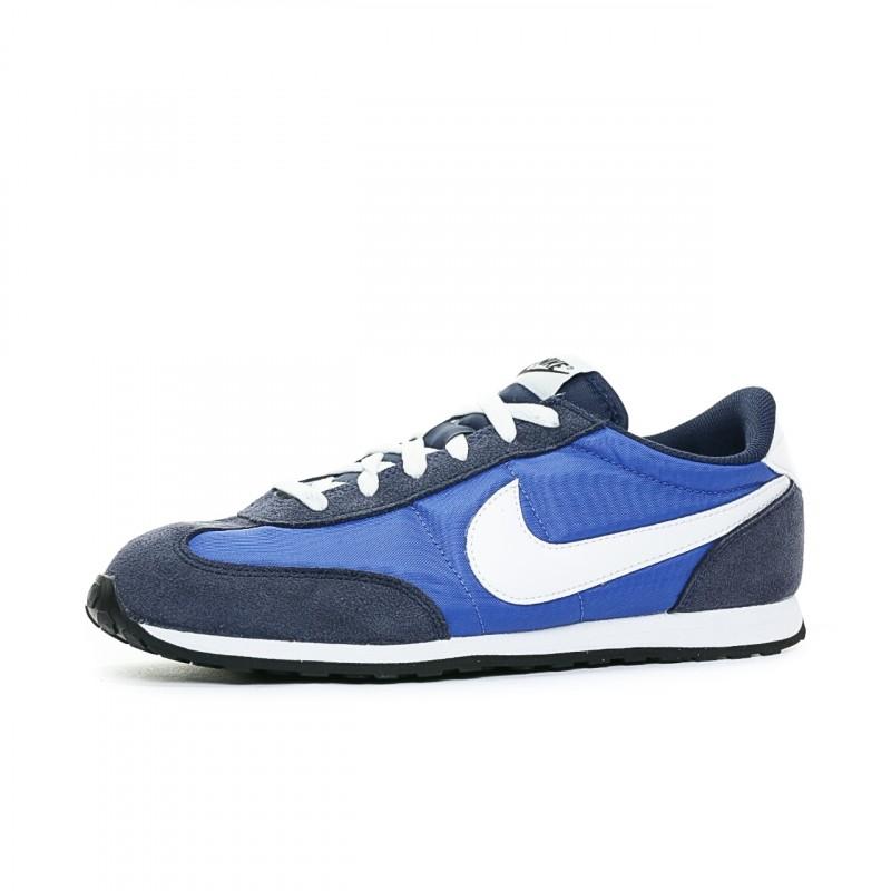 Nike Mach Runner Baskets bleu homme pas cher | Espace des Marques