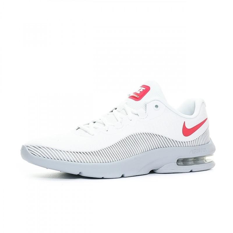 livraison gratuite e5ffa b1c54 Nike Air Max Advantage Baskets blanc homme pas cher | Espace ...