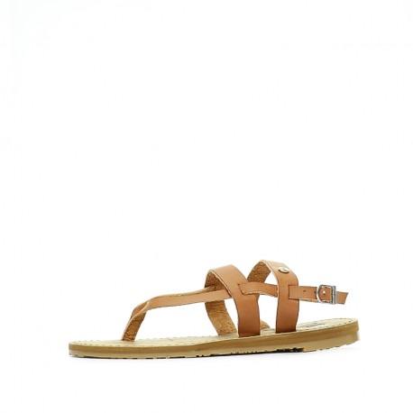 Sandales-marron-femme-Cool-Shoe-pas-cher