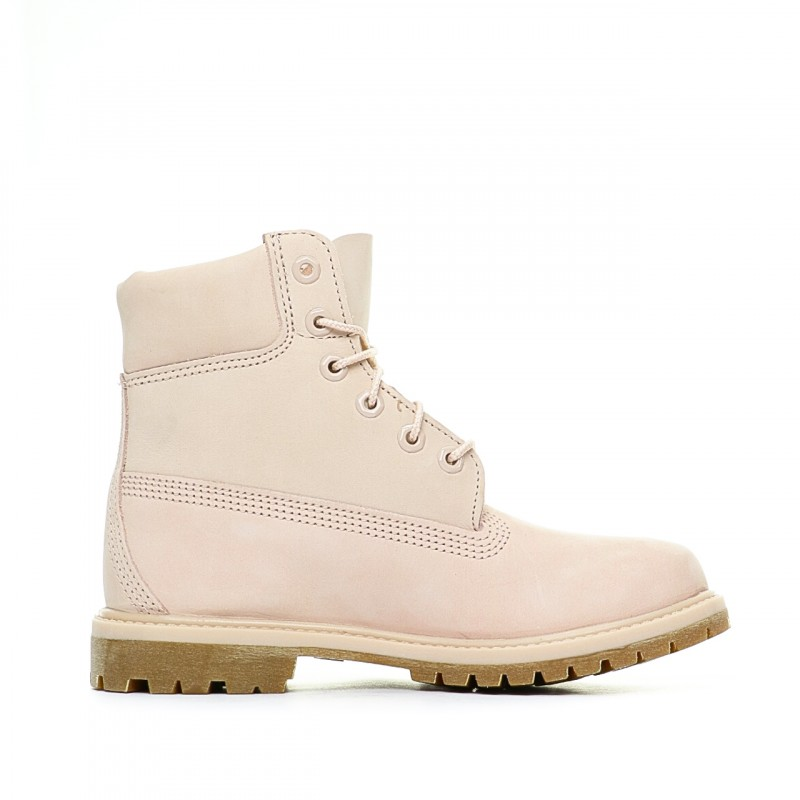 timberland rose femme pas cher