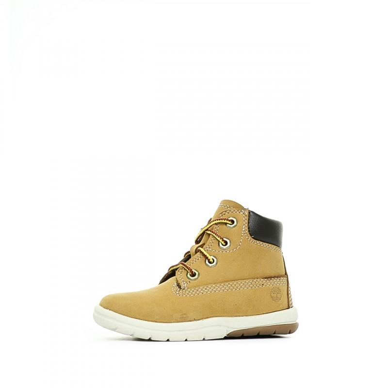 Boots marron enfant Timberland pas cher | Espace des Marques