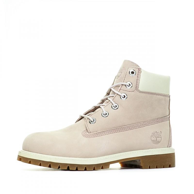 Boots rose pas cherEspace des Marques enfant Timberland rQtdshC