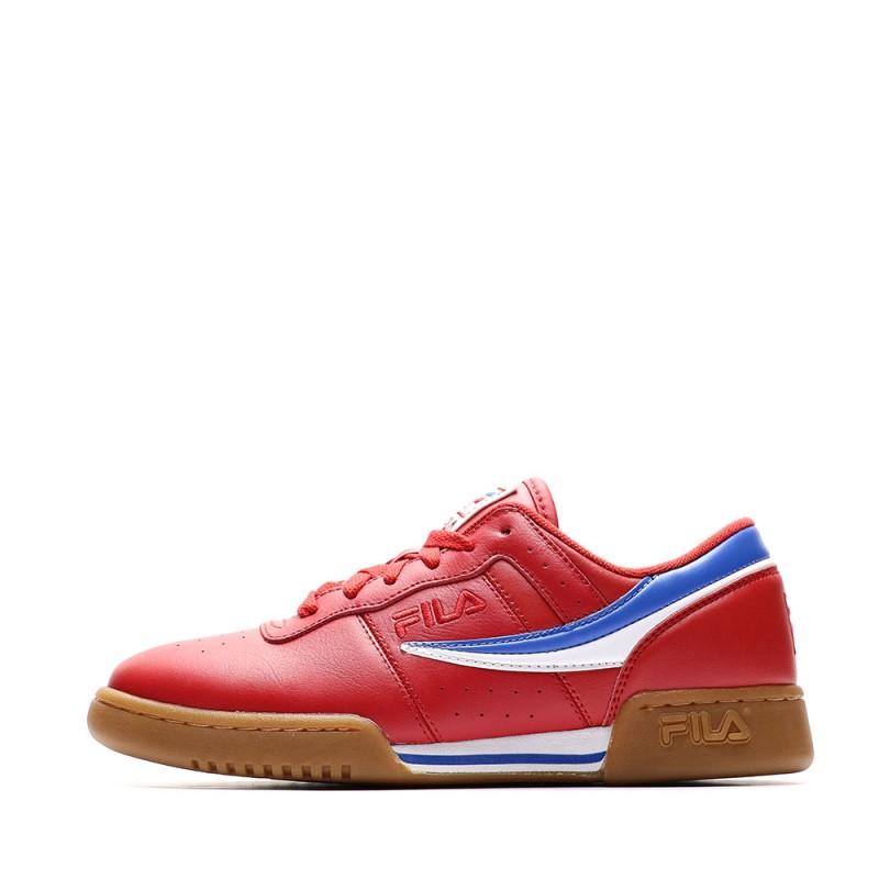 Fila Original Fitness | Baskets rouge homme pas cher | Espace des Marques