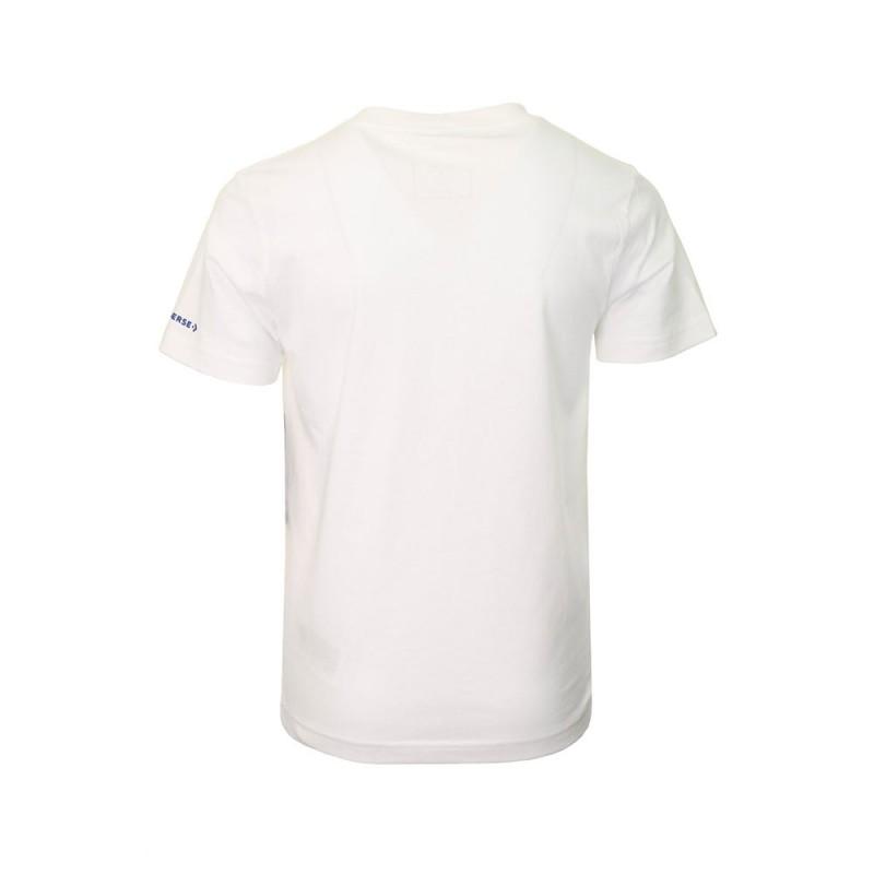 T shirt marine garçon Converse pas cher | Espace des Marques