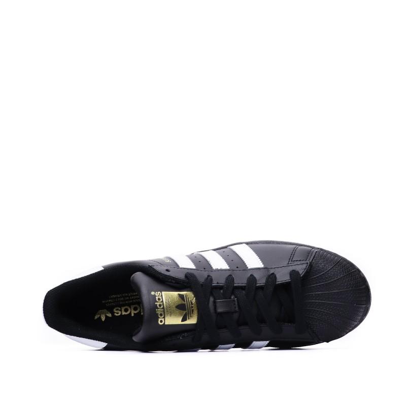 Adidas Superstar homme noir pas cher | Espace des Marques