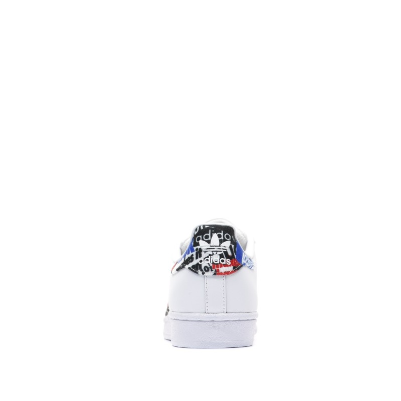 Adidas Superstar Baskets blanches pas cher | Espace des Marques