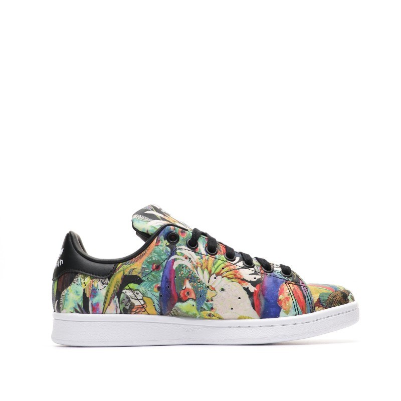 grossiste 49be2 4a5ff Adidas Stan Smith Baskets multicolore femme pas cher ...