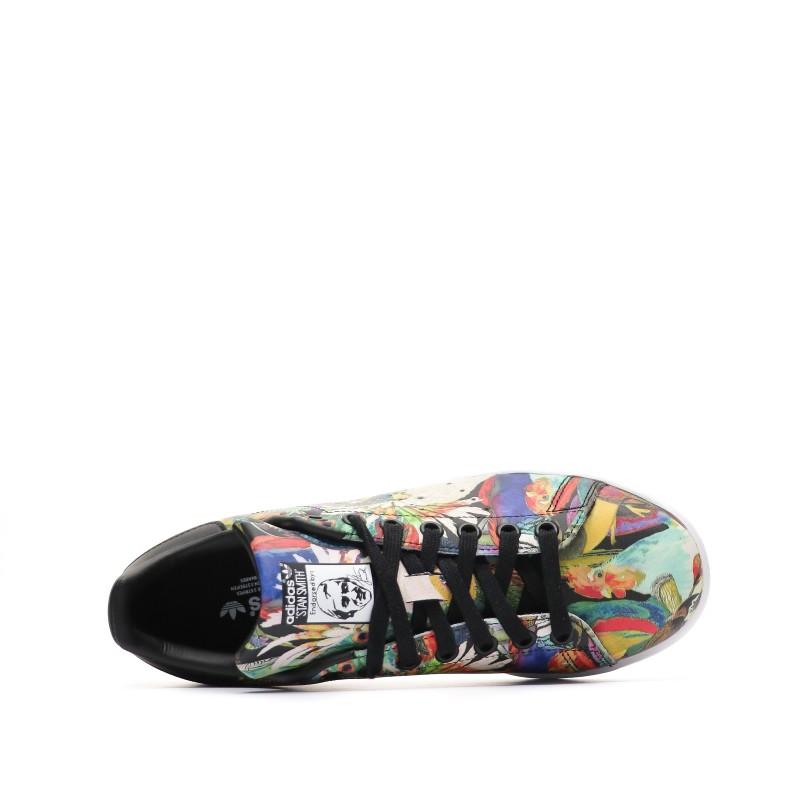 Adidas Stan Smith Baskets multicolore femme pas cher | Espace des Marques