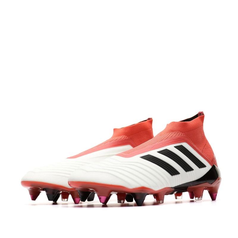 Adidas Foot Blanc 18Sg Des Marques Predator De Espace Chaussures H9ID2E