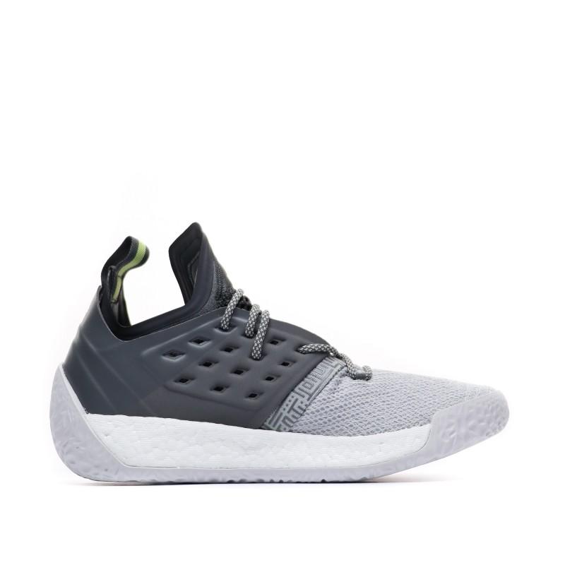 Harden 2 Chaussures de basketball gris homme Adidas