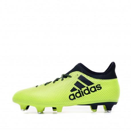 Adidas Marques 3 Chaussures De Foot Des 17 HommeEspace X Sg Jaune 543RjLA
