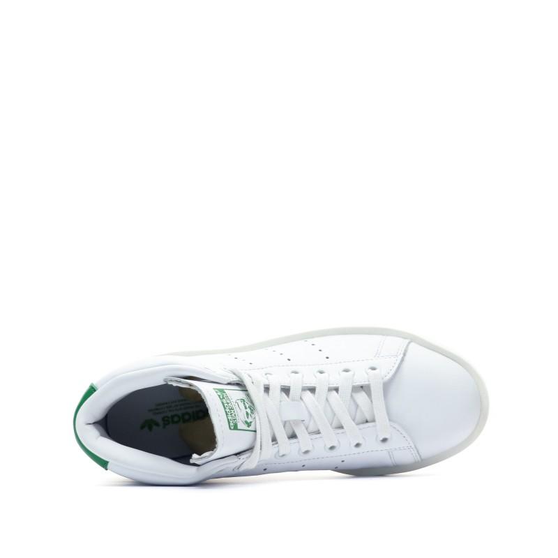 Adidas Stan Smith Bold Mid Baskets blanc femme | Espace des Marques