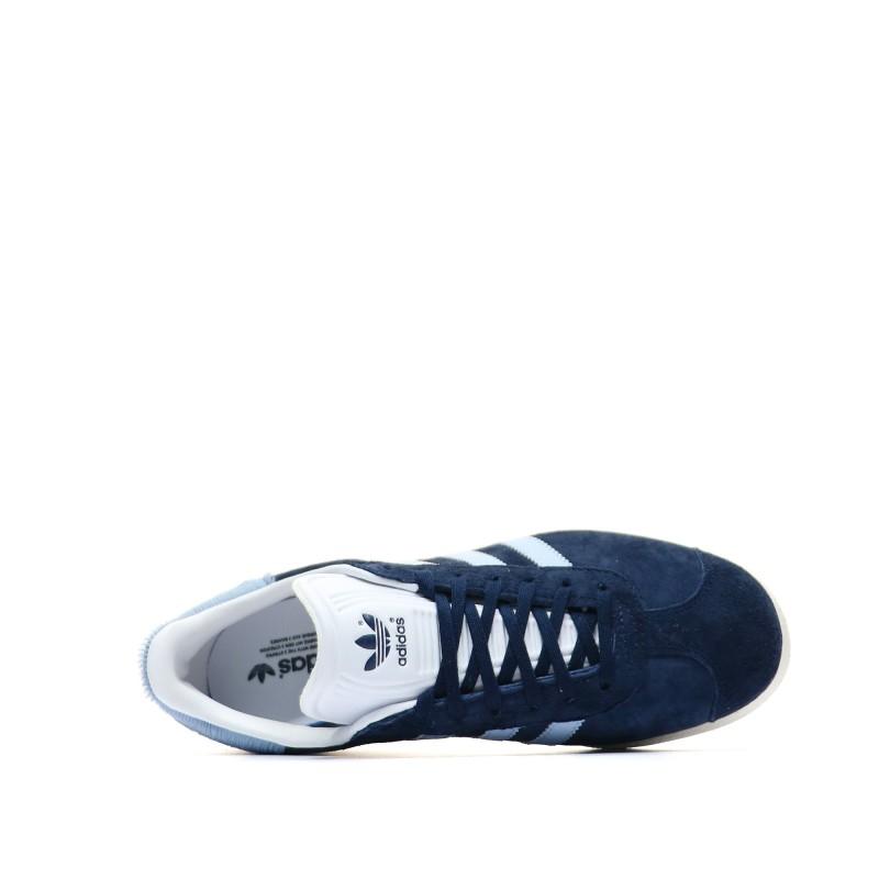 gazelle femme adidas bleu