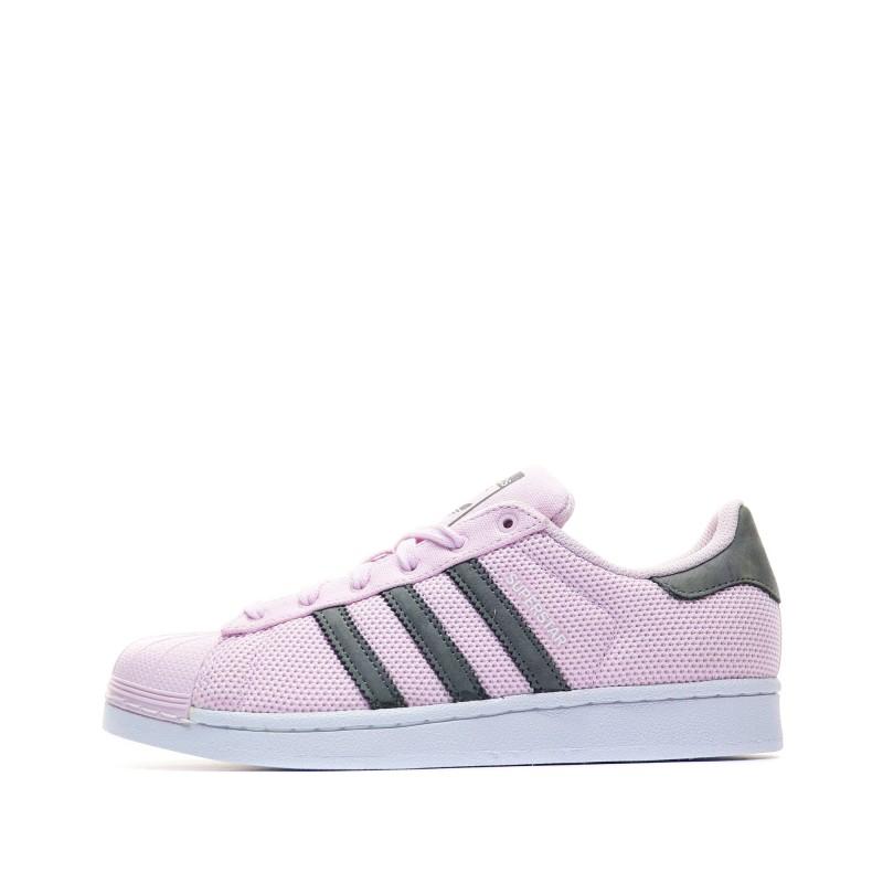 chaussures de séparation fc8b6 46229 Adidas Superstar Baskets rose pas cher | Espace des Marques