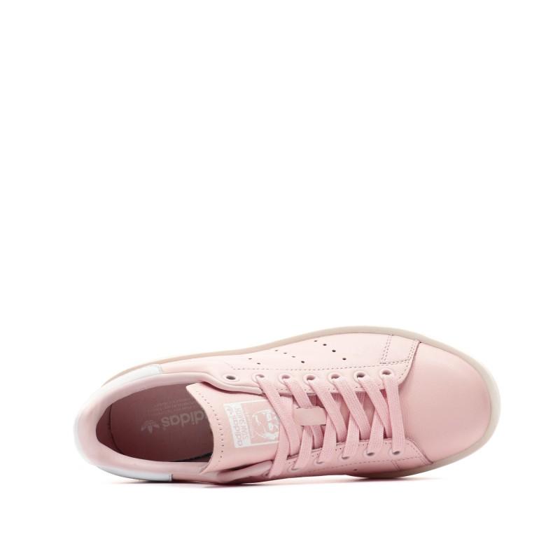 adidas femme basket stan smith rose