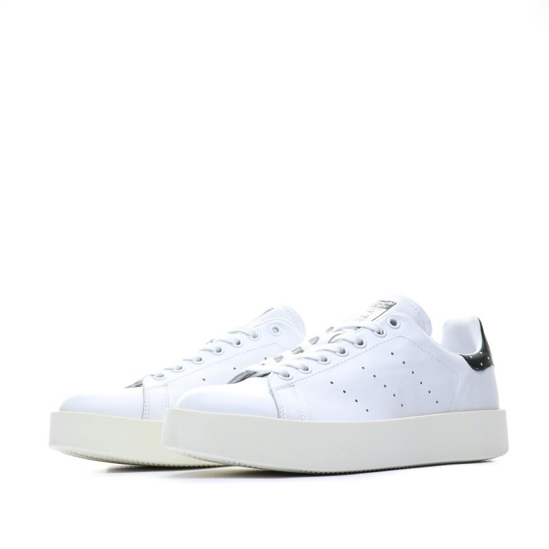 Adidas Stan Smith Bold Baskets blanc femme | Espace des Marques