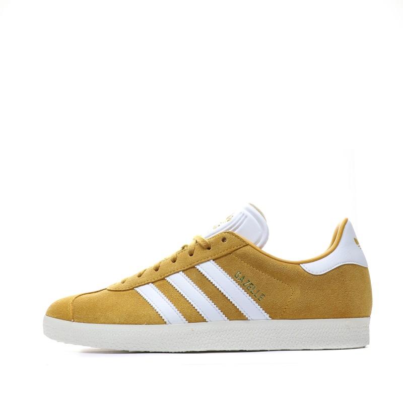 adidas gazelle orange pas cher