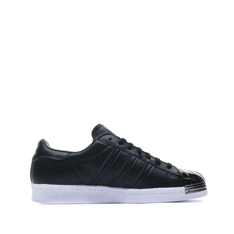 Adidas Superstar Baskets noir femme pas cher | Espace des Marques