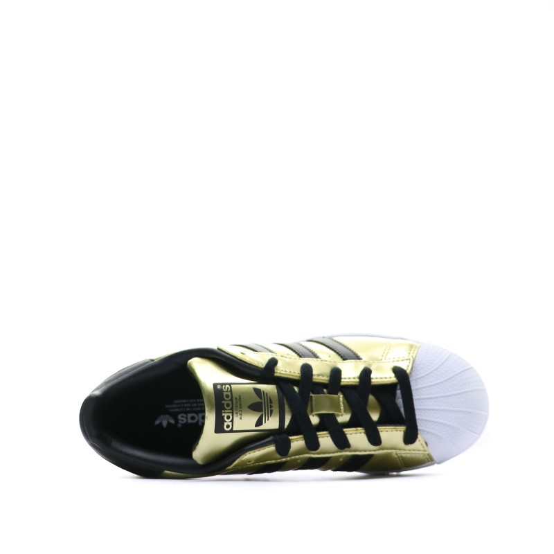 adidas femme superstar or