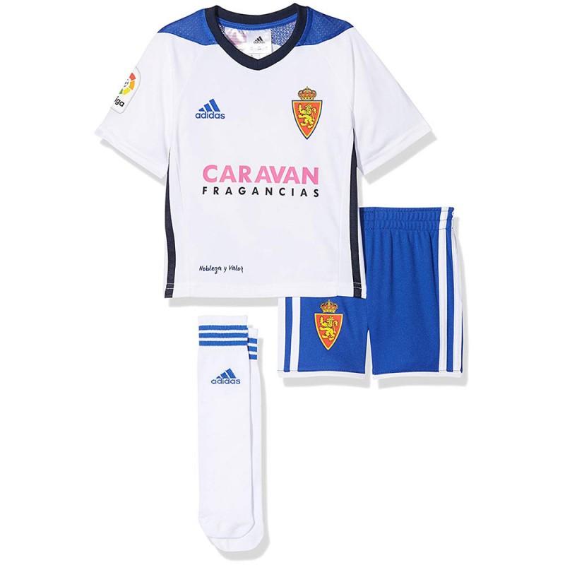 Mini kit Real Saragosse FC pas cher | Espace des Marques