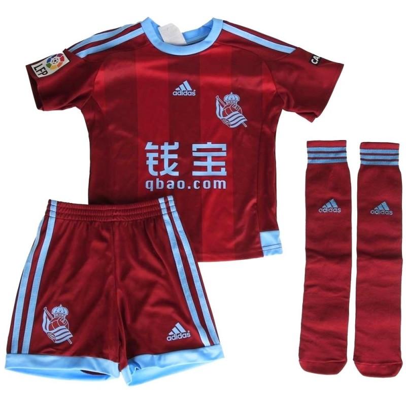 De Foot Cher Sociedad Enfant Minikit Real Maillot Adidas Pas 4jA35RLq
