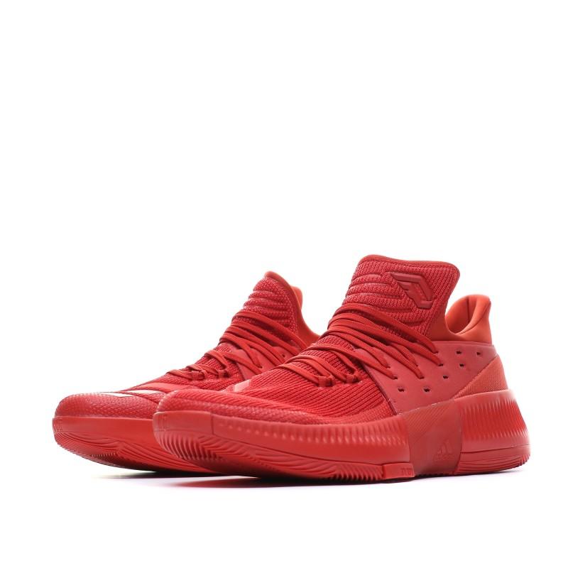 adidas basket rouge