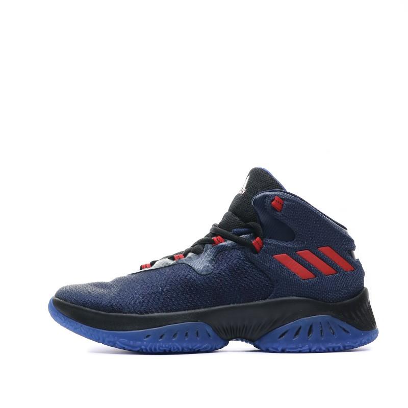 Adidas Explosive Chaussures Bounce Basketball De Pas CherEspace dCBxore