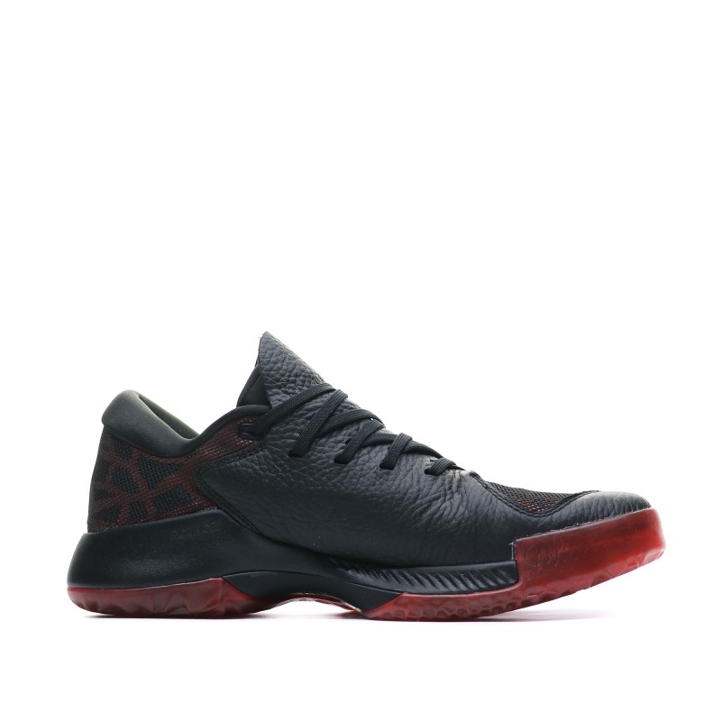 Chaussures basketball Adidas Harden Be Noirrouge