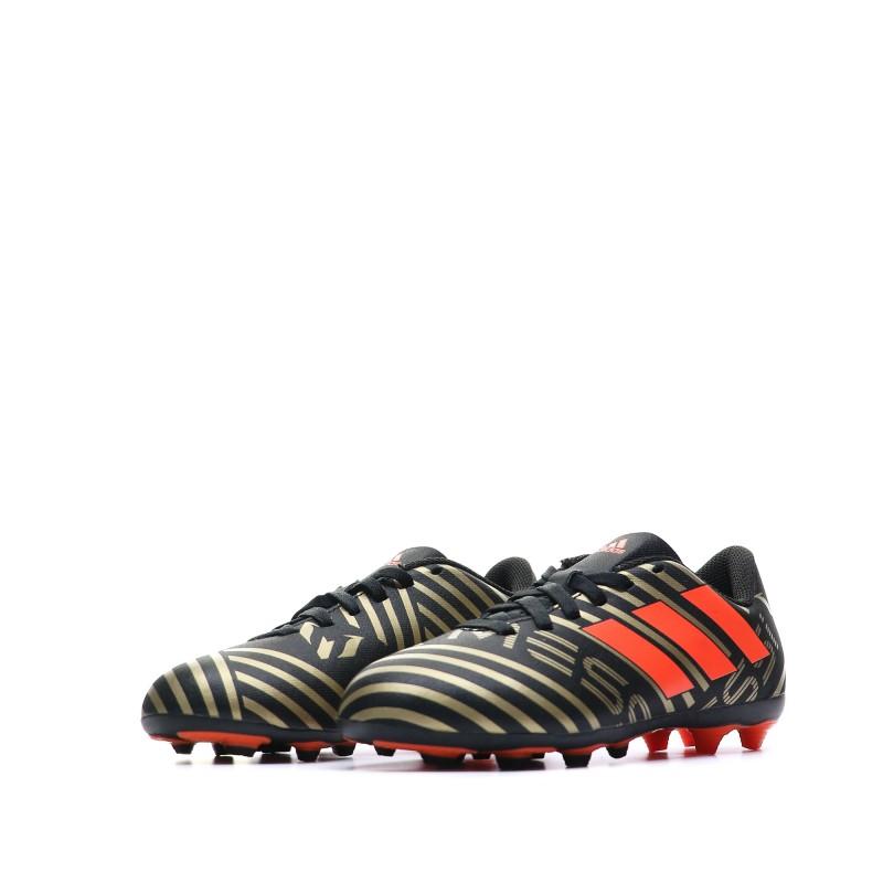 Adidas Nemeziz Messi 17.4 FG Chaussures de foot enfant | Espace des Marques