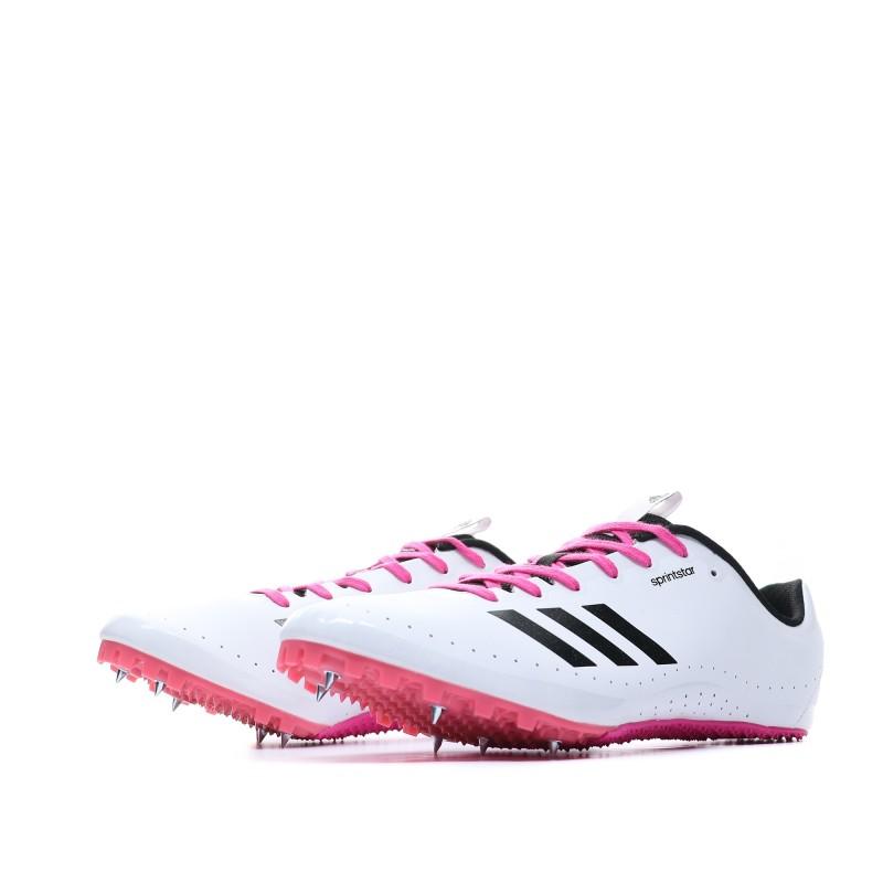 Pointes athlétisme Chaussures femme Adidas Sprinstar | Espace des Marques