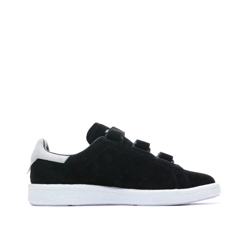 wholesale online top fashion various styles Adidas Stan Smith Baskets scratch noir homme pas cher | Espace des Marques