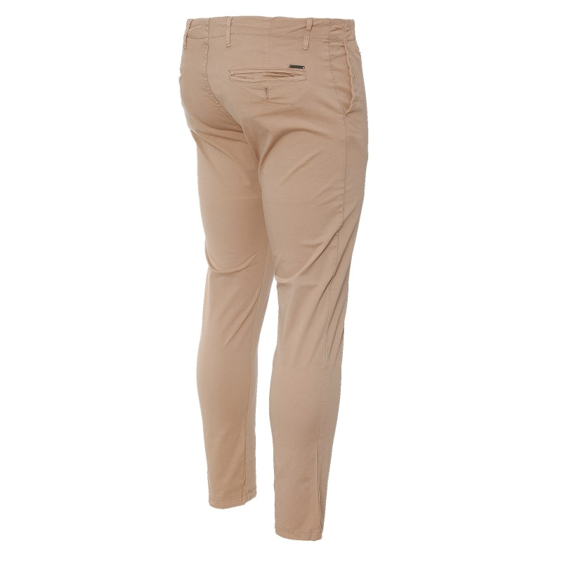 Pantalon chino beige homme pas cher | Espace
