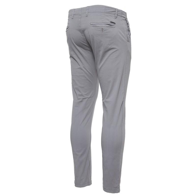 styles classiques style actuel vente chaude réel Pantalon chino grishomme pas cher | Espace des Marques