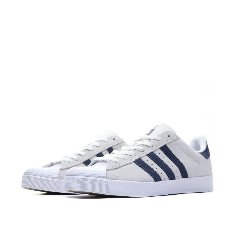 Adidas Superstar Vulcanisé Baskets gris homme | Espace des Marques