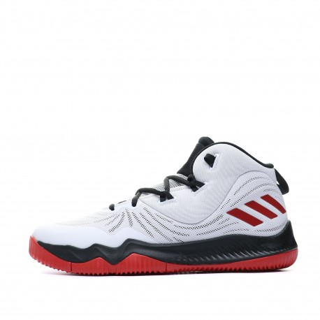 D Rose Dominate III Chaussures Basketball Blanc Homme Adidas