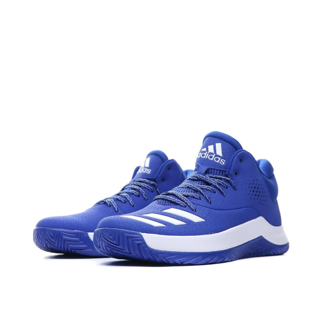 Détails sur Court Fury 2017 Chaussures Basketball Bleu Homme Adidas Bleu