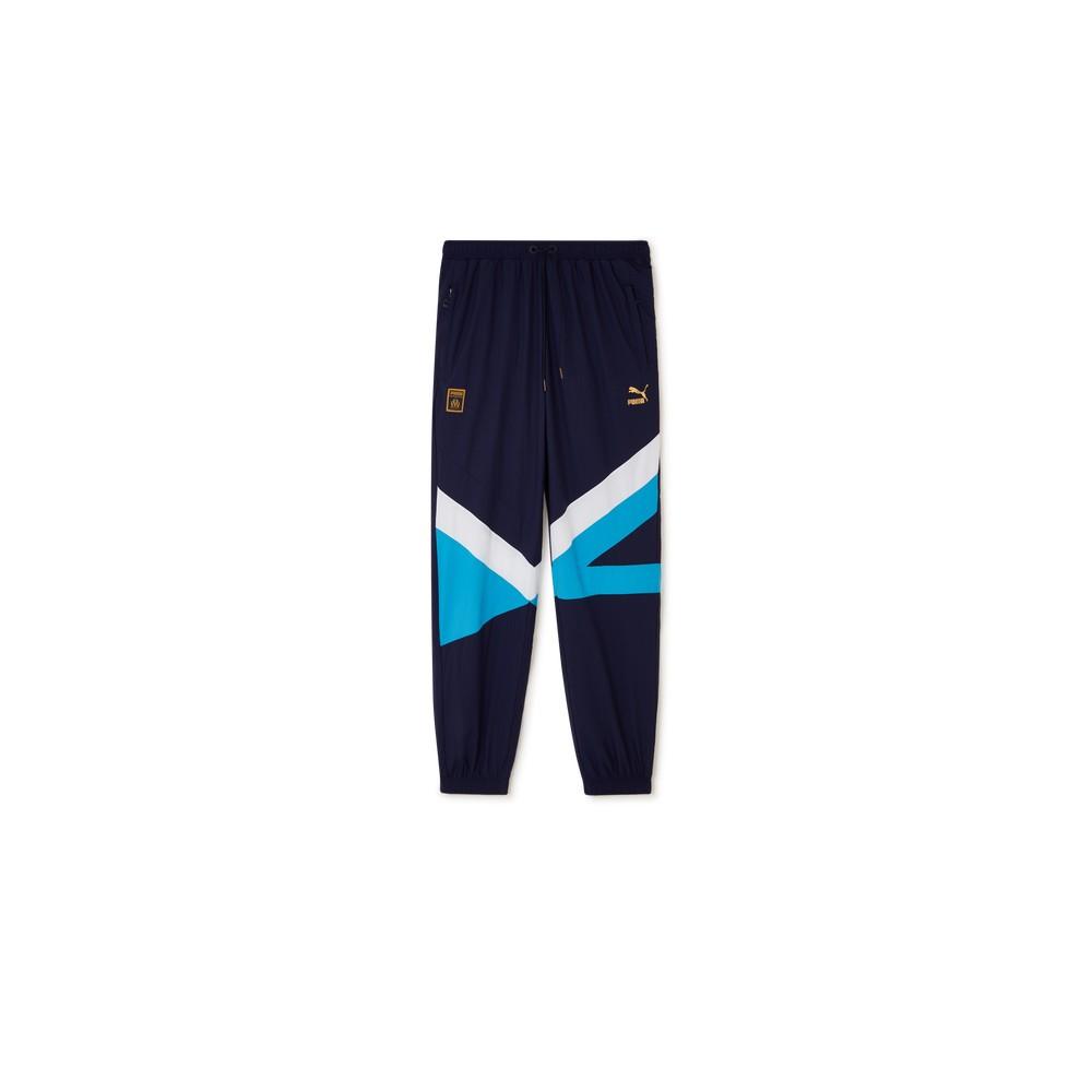 Pantalon de survêtement OM bleu Puma pas cher   Espace des Marques