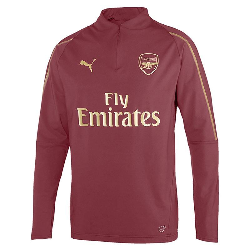 Sweat Arsenal Homme Puma Pas Cher   Espace