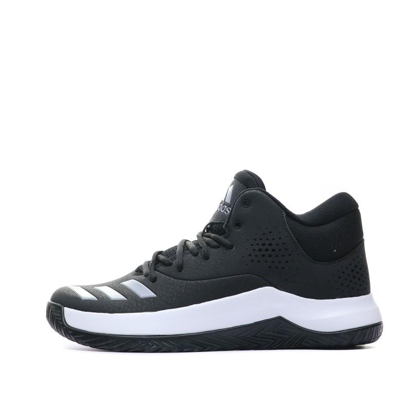 Adidas Court Fury Chaussures Basketball noir pas cher | Espace des Marques