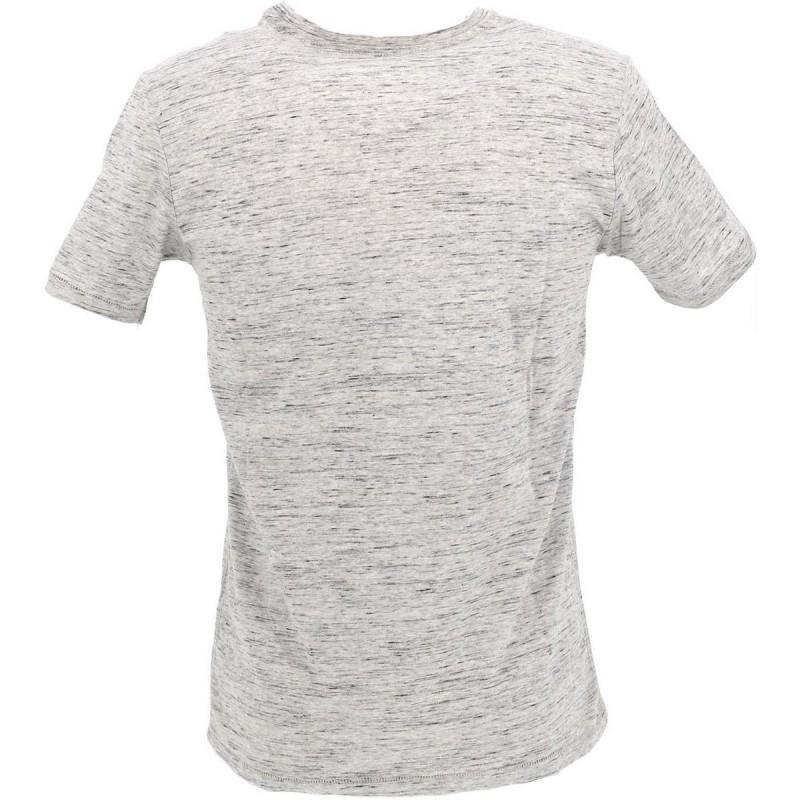 fb0fa9350157e T-shirt gris chiné homme Teddy Smith pas cher | Espace des Marques