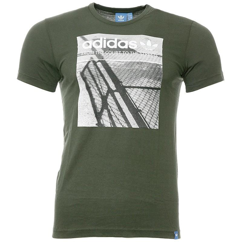 t-shirt adidas pour homme