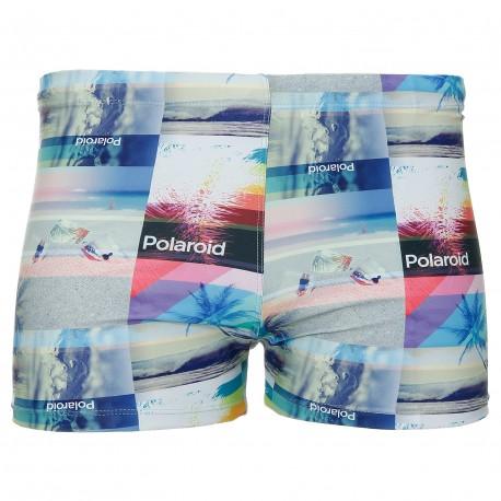 maillot de bain polaroid homme longboard pas cher espace. Black Bedroom Furniture Sets. Home Design Ideas